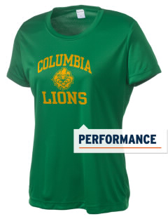 Columbia Elementary School Lions Women's Competitor Performance T-Shirt