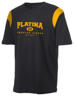 Platina Elementary School Tigers Holloway Men's Rush T-Shirt