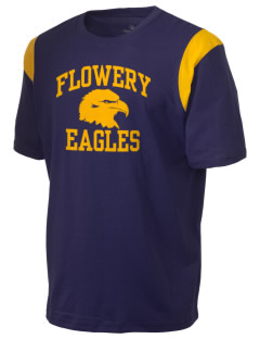 Flowery Elementary School Eagles Holloway Men's Rush T-Shirt