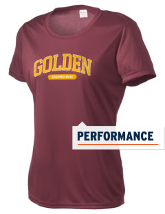 Golden High School Demons Women's Competitor Performance T-Shirt