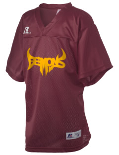 Golden High School Demons Russell Kid's Replica Football Jersey