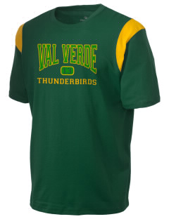 Val Verde Elementary School Thunderbirds Holloway Men's Rush T-Shirt