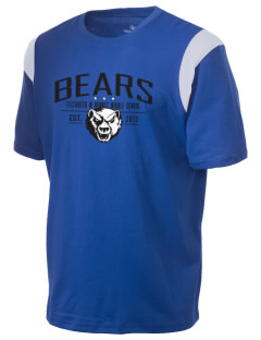 Elizabeth M Bennet Middle School Bears Holloway Men's Rush T-Shirt