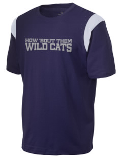 Wayne Ruble Middle Sdhool Wild Cats Holloway Men's Rush T-Shirt
