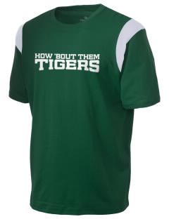 Clarence E Thompson Elementary School Tigers Holloway Men's Rush T-Shirt
