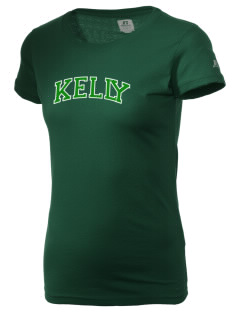Kelly Middle School Cougars  Russell Women's Campus T-Shirt
