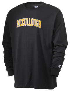 McCullough Elementary School Lions  Russell Men's Long Sleeve T-Shirt