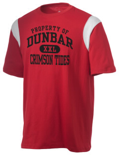 Dunbar Senior High School Crimson Tides Holloway Men's Rush T-Shirt
