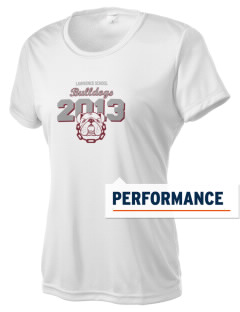 Lawrence School Bulldogs Women's Competitor Performance T-Shirt