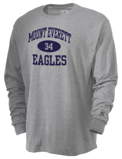 Mount Everett Regional High School Eagles  Russell Men's Long Sleeve T-Shirt