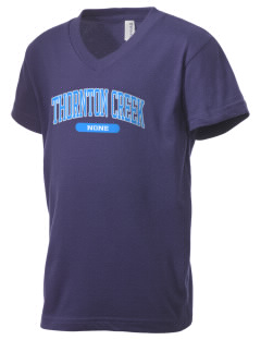 Thornton Creek None Kid's V-Neck Jersey T-Shirt