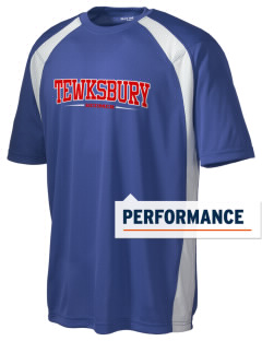 Tewksbury Memorial High School Redmen Men's Dry Zone Colorblock T-Shirt
