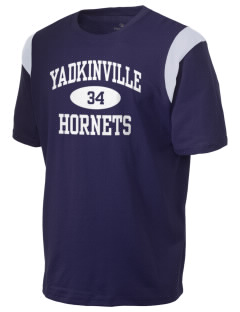 Yadkinville Elementary School Hornets Holloway Men's Rush T-Shirt