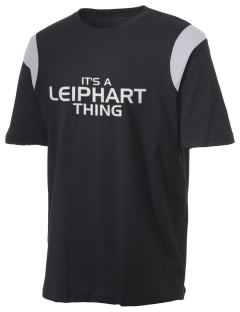 Leiphart Alternative High School Lemmings Holloway Men's Rush T-Shirt