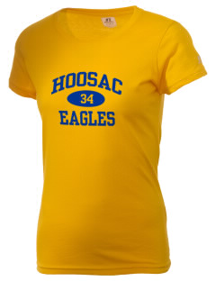 Hoosac School Eagles  Russell Women's Campus T-Shirt