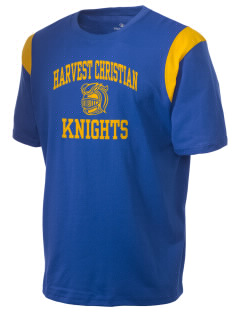 Harvest Christian Academy Knights Holloway Men's Rush T-Shirt