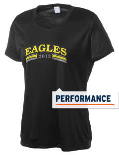 Shades Mtn. Christian School Eagles Women's Competitor Performance T-Shirt