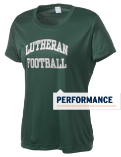 Lutheran High School Panthers Women's Competitor Performance T-Shirt