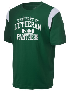 Lutheran High School Panthers Holloway Men's Rush T-Shirt
