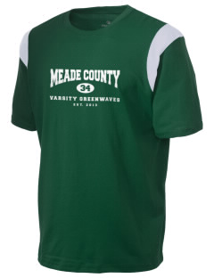 Meade County High School Greenwaves Holloway Men's Rush T-Shirt