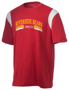 Riverside Elementary School Riverside Bears Holloway Men's Rush T-Shirt