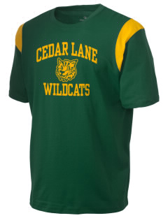 Cedar Lane Elementary School Wildcats Holloway Men's Rush T-Shirt