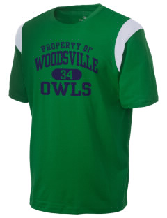 Woodsville Elementary School Owls Holloway Men's Rush T-Shirt
