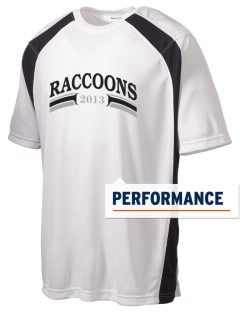 South Egg Harbor Elementary School Raccoons Men's Dry Zone Colorblock T-Shirt