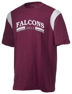 Ventnor Educational Community Complex Falcons Holloway Men's Rush T-Shirt