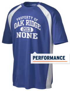 Oak Ridge none Men's Dry Zone Colorblock T-Shirt
