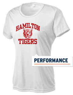 Hamilton Primary School Tigers Women's Competitor Performance T-Shirt