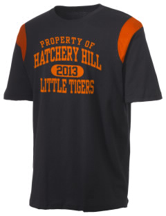 Hatchery Hill Elementary School Little Tigers Holloway Men's Rush T-Shirt