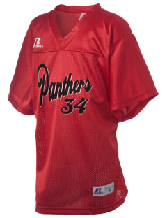 Chatham High School Panthers Russell Kid's Replica Football Jersey