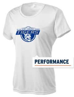 PS 86 Saint Lawrence School Tigers Women's Competitor Performance T-Shirt