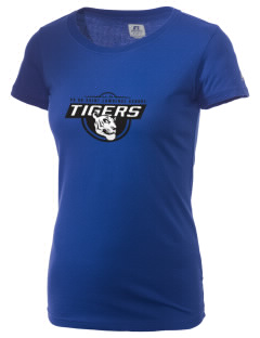PS 86 Saint Lawrence School Tigers  Russell Women's Campus T-Shirt