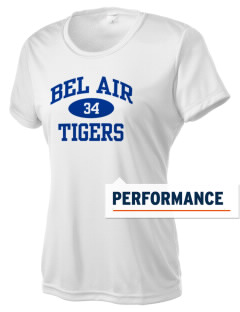 Bel Air Elementary School Tigers Women's Competitor Performance T-Shirt