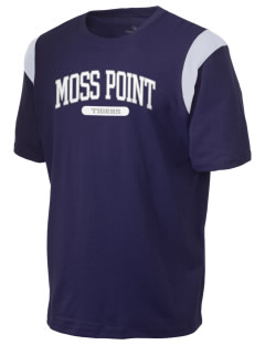 Moss Point High School Tigers Holloway Men's Rush T-Shirt