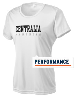 Centralia High School Panthers Women's Competitor Performance T-Shirt