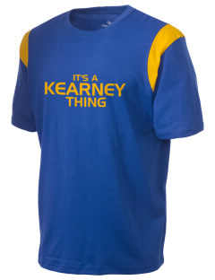 Kearney High School Bearcats Holloway Men's Rush T-Shirt