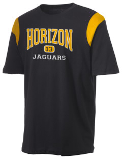 Horizon Middle School Jaguars Holloway Men's Rush T-Shirt