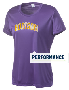 Robison Middle School Angels Women's Competitor Performance T-Shirt