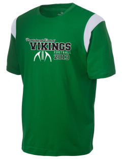 Prattsburgh Central School Vikings Holloway Men's Rush T-Shirt