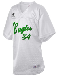Woodrow Wilson Elementary School Eagles Russell Kid's Replica Football Jersey