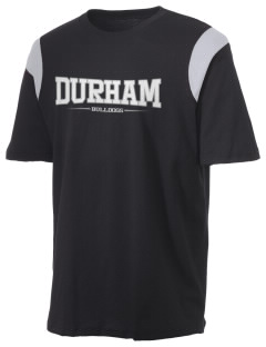 Durham School Bulldogs Holloway Men's Rush T-Shirt