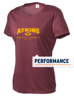 Atkins Middle School Camels Women's Competitor Performance T-Shirt