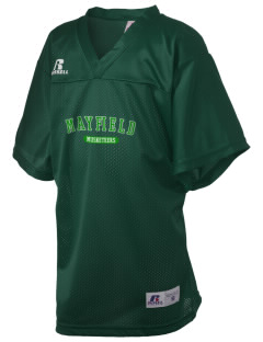 Mayfield Elementary School Musketeers Russell Kid's Replica Football Jersey