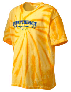 Independence Middle School Blue Devils Kid's Tie-Dye T-Shirt