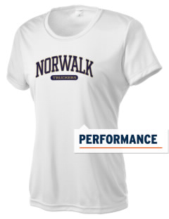 Norwalk High School Truckers Women's Competitor Performance T-Shirt