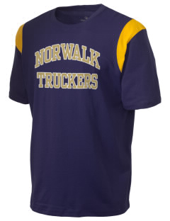Norwalk High School Truckers Holloway Men's Rush T-Shirt