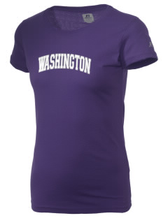 Washington School Warriors  Russell Women's Campus T-Shirt
